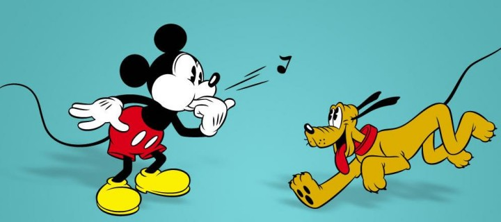 Mickey Mouse and Schizophrenia: Chronically Unstable Setting in Transcendental Fiction