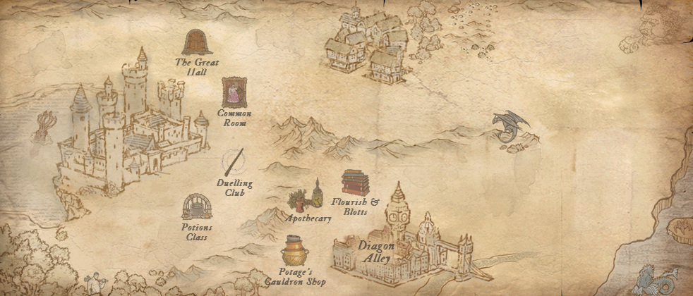 Pottermore: A New Level of Interactivity and Worldbuilding in Harry Potter