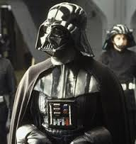 If this guy doesn't immediately make you hear the Imperial March in your head then you probably don't even know who he is.